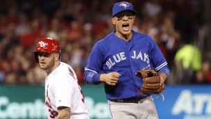 Blue Jays 5 - Cardinals 4 (11 manches)