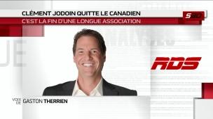 « Jodoin, c'était la tête de hockey »