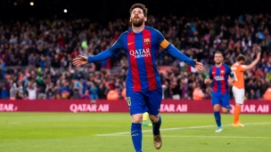 FC Barcelone 7 - Osasuna 1