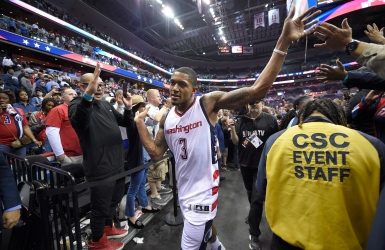 NBA : les Wizards reprennent l'ascendant