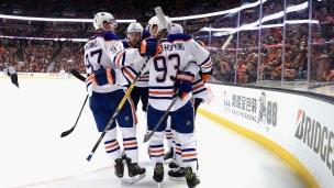 Oilers 5 - Ducks 3