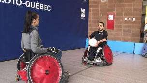 Mieux connaître le rugby en fauteuil roulant