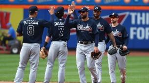 Braves 7 - Mets 5