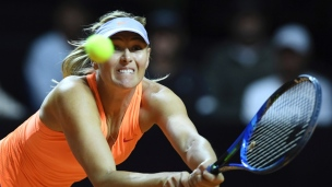 Sharapova gagne en Allemagne