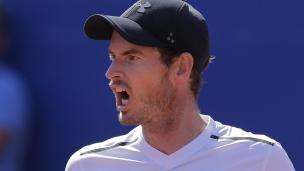 ATP à Barcelone : Andy Murray accède difficilement à la demi-finale