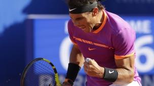 Rafael Nadal en demi-finale sans trop de problèmes
