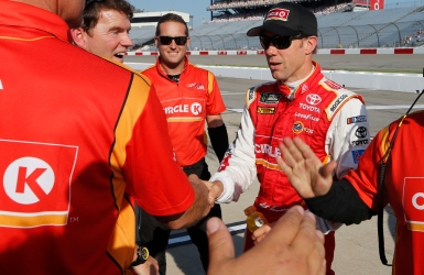 Matt Kenseth partira en tête à Richmond