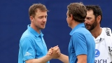 Jonas Blixt et Cameron Smith