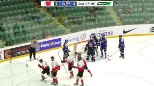 Coupe Telus : Blizzard 6 - Oil Kings 3