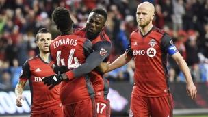 Toronto FC 2 - Dynamo 0