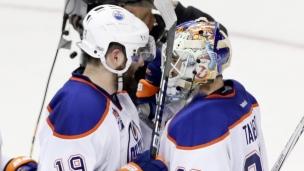 Oilers 2 - Ducks 1