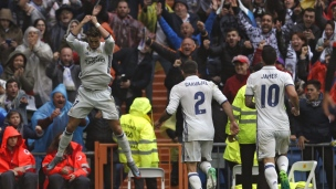 Real Madrid 2 - Valence 1