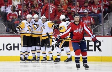 Les Penguins en plein contrôle