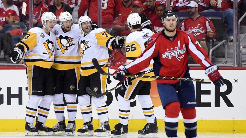 Les Penguins de Pittsburgh