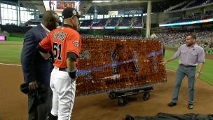 Les 3000 coups sûrs d'Ichiro en photos