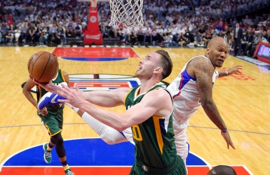 NBA : le Jazz se mesurera aux Warriors
