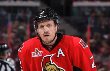 Dion Phaneuf passe aux Kings