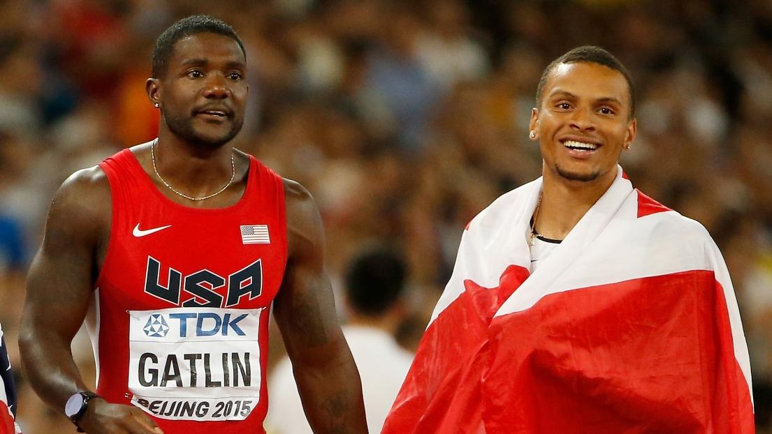 Athlétisme: Simbine surprend Gatlin et De Grasse, la sensation Rohler à Doha