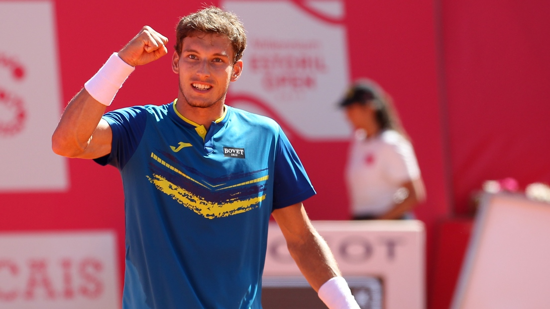 Estoril : Pablo Carreno-Busta enfin titré