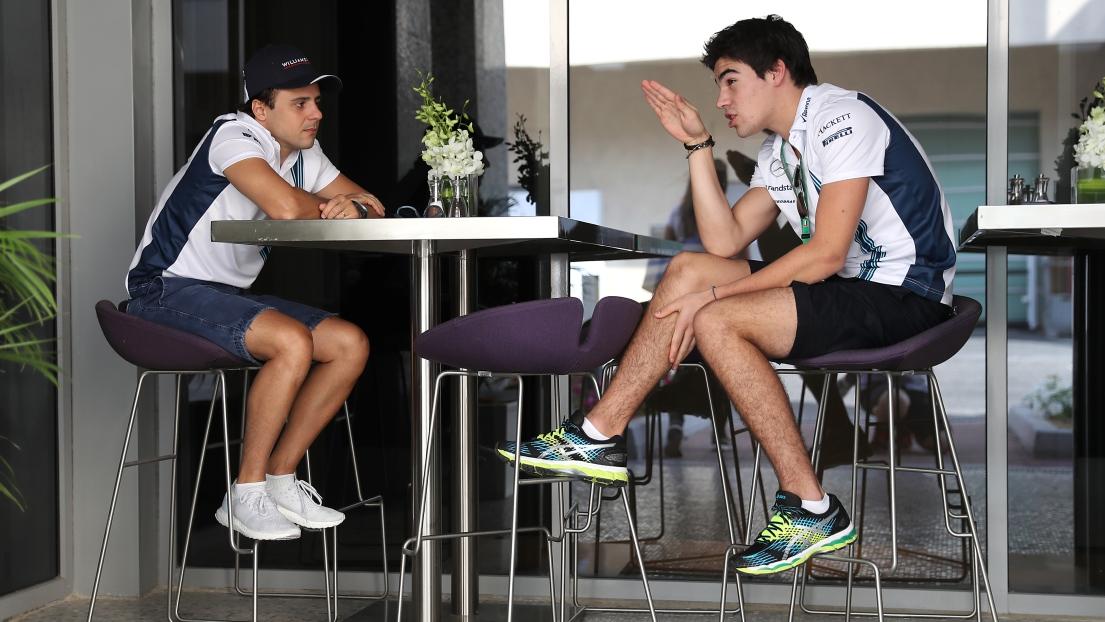 Felipe Massa, le mentor de Lance Stroll