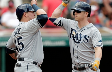 MLB : Corey Dickerson échangé aux Pirates