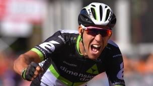 Fraile remporte la 11e étape du Giro