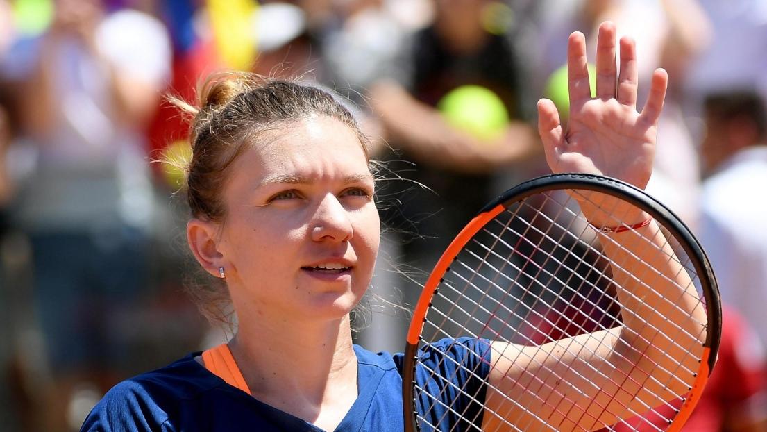 Simona Halep qualifiée — Masters de Rome