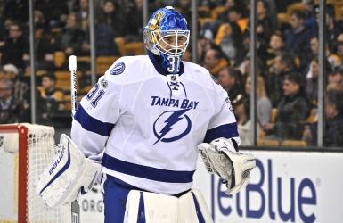 Peter Budaj s'entend pour 2 ans avec Tampa