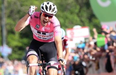 Giro : Tom Dumoulin peut-il tenir le coup?