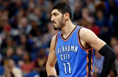 NBA : un mandat d'arrêt émis contre Kanter