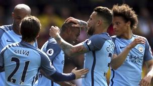 Watford 0 - Manchester City 5