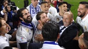 Malaga 0 - Real Madrid 2