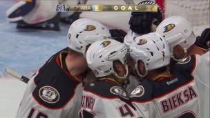Ondrej Kase ravive l'espoir des Ducks