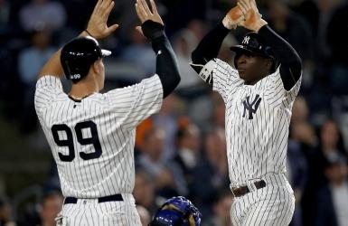 Gregorius fait la différence pour les Yankees