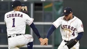 Astros 1 - Tigers 0