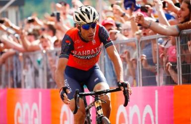 Nibali remporte la 16e étape du Tour d'Italie