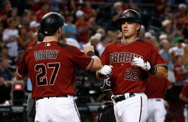 Les Diamondbacks se plaisent à la maison