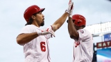Anthony Rendon et Michael Taylor