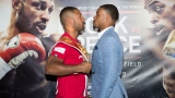 Kell Brook and Errol Spence fils