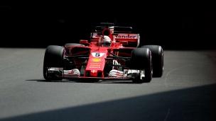 Record de piste pour Vettel à Monaco