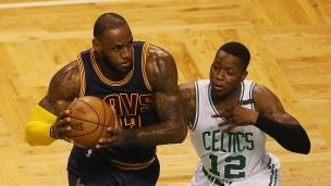 Cavaliers 135 - Celtics 102