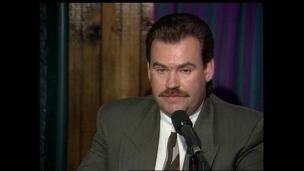 Il était une fois... Pat Burns démissionne
