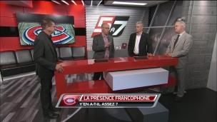 Forum: la présence francophone chez le Canadien