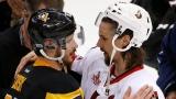 Sidney Crosby et Erik Karlsson