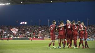Toronto FC 5 - Crew 0