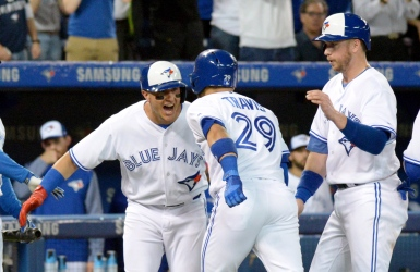 Blue Jays : un grand chelem pour Travis