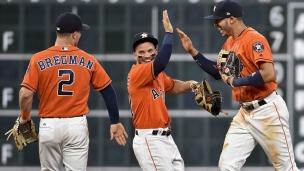 Orioles 0 - Astros 2