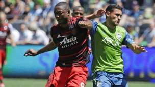 Sounders 1 - Timbers 0