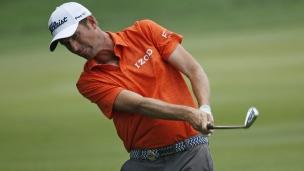 Webb Simpson en tête à -9 au tournoi Colonial