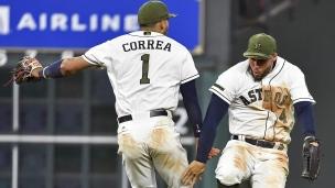 Orioles 2 - Astros 5